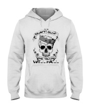 The Crown Will Fall Hooded Sweatshirt thumbnail