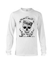 The Crown Will Fall Long Sleeve Tee thumbnail