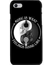 Music Is What Feeling Phone Case thumbnail