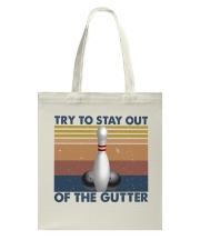 Try To Stay Out Tote Bag tile