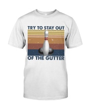 Try To Stay Out Classic T-Shirt tile