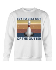 Try To Stay Out Crewneck Sweatshirt tile