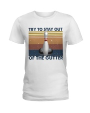 Try To Stay Out Ladies T-Shirt tile