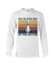 Try To Stay Out Long Sleeve Tee tile