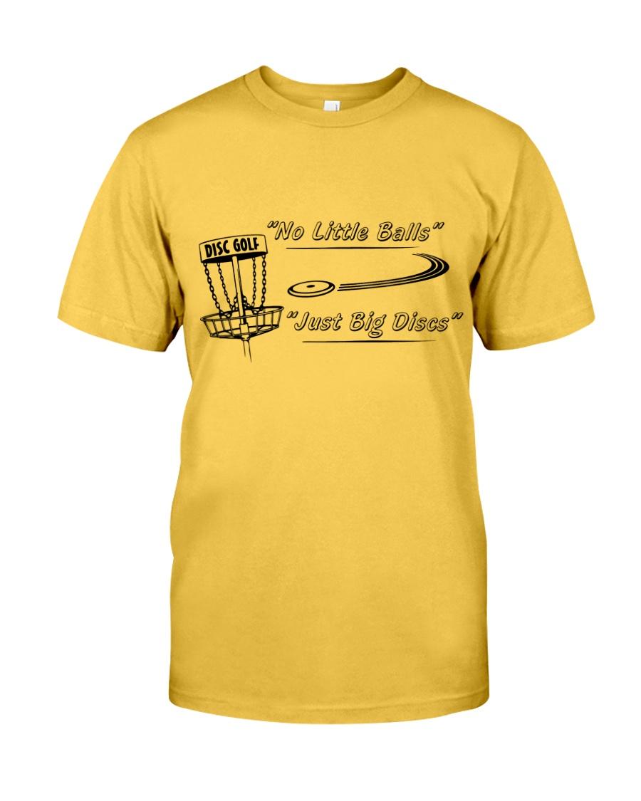 No Little Balls Classic T-Shirt