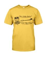 No Little Balls Classic T-Shirt front