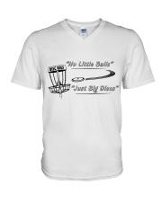 No Little Balls V-Neck T-Shirt thumbnail