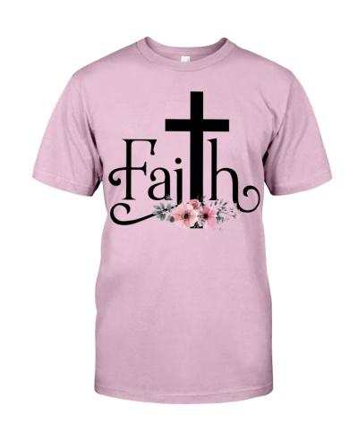 Faith Pink FLower