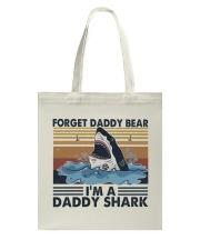 Im A Daddy Shark Tote Bag thumbnail
