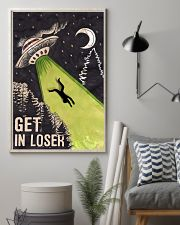 Get In Loser 11x17 Poster lifestyle-poster-1