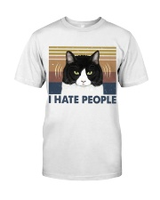 I Hate People Classic T-Shirt thumbnail
