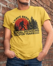 I Have Been Social Classic T-Shirt apparel-classic-tshirt-lifestyle-26