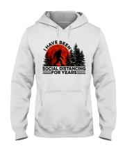 I Have Been Social Hooded Sweatshirt thumbnail