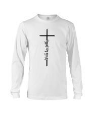 Walk By Faith Long Sleeve Tee thumbnail