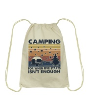 Camping For When Drawstring Bag thumbnail