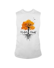 Rooted In Christ Sleeveless Tee thumbnail
