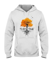 Rooted In Christ Hooded Sweatshirt thumbnail