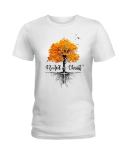 Rooted In Christ Ladies T-Shirt thumbnail