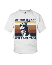 Eff You See Key Youth T-Shirt tile