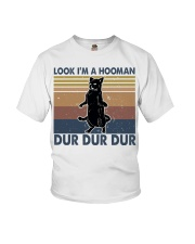Look Im A Hooman Youth T-Shirt thumbnail