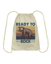 Ready To Rock Drawstring Bag thumbnail
