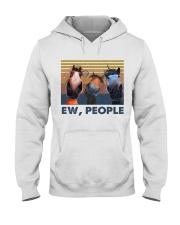 Ew People Hooded Sweatshirt front