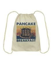 PanCake Breakfast Drawstring Bag thumbnail