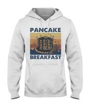 PanCake Breakfast Hooded Sweatshirt front