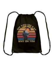 Eff You See Key Drawstring Bag thumbnail