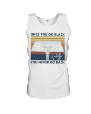 Once You Go Black Unisex Tank thumbnail