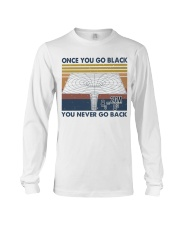 Once You Go Black Long Sleeve Tee thumbnail