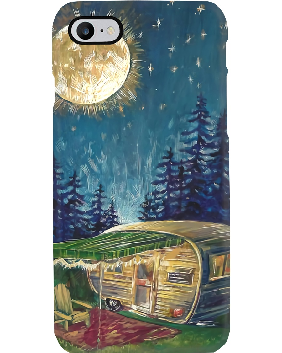 Camping Peace Phone Case