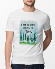 I Am At Home Among The Trees Classic T-Shirt lifestyle-mens-crewneck-front-13