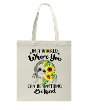 Where You Can Be Anything Tote Bag thumbnail