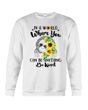 Where You Can Be Anything Crewneck Sweatshirt thumbnail