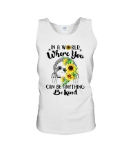 Where You Can Be Anything Unisex Tank thumbnail