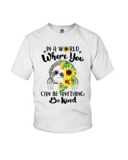 Where You Can Be Anything Youth T-Shirt thumbnail