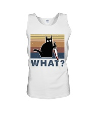 What Funny Cat Unisex Tank thumbnail