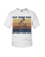 Put Some Fun Between Funny Youth T-Shirt thumbnail