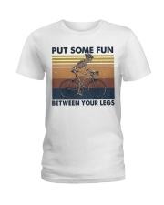 Put Some Fun Between Funny Ladies T-Shirt thumbnail