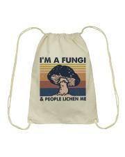 Im A Fungi Drawstring Bag thumbnail