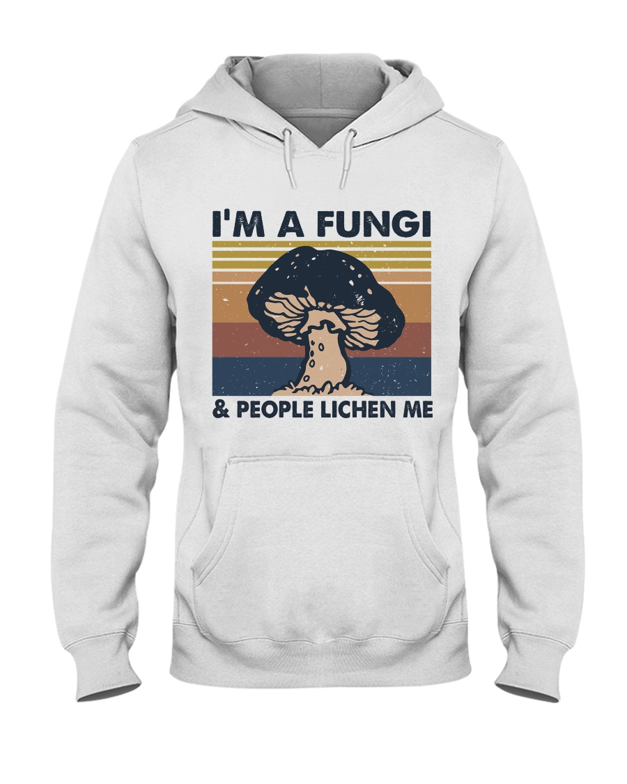 Im A Fungi Hooded Sweatshirt