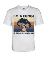 Im A Fungi V-Neck T-Shirt thumbnail