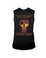 I Am The Storm Sleeveless Tee thumbnail