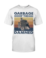 Garbage Of the Damned Classic T-Shirt thumbnail