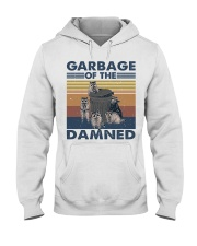 Garbage Of the Damned Hooded Sweatshirt front