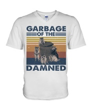 Garbage Of the Damned V-Neck T-Shirt thumbnail