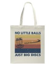 No Little Balls Tote Bag thumbnail