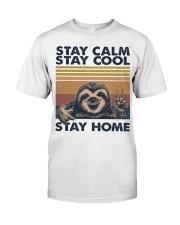 Stay Calm Stay Cool Classic T-Shirt thumbnail