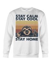 Stay Calm Stay Cool Crewneck Sweatshirt thumbnail